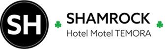 Shamrock Hotel Motel Logo